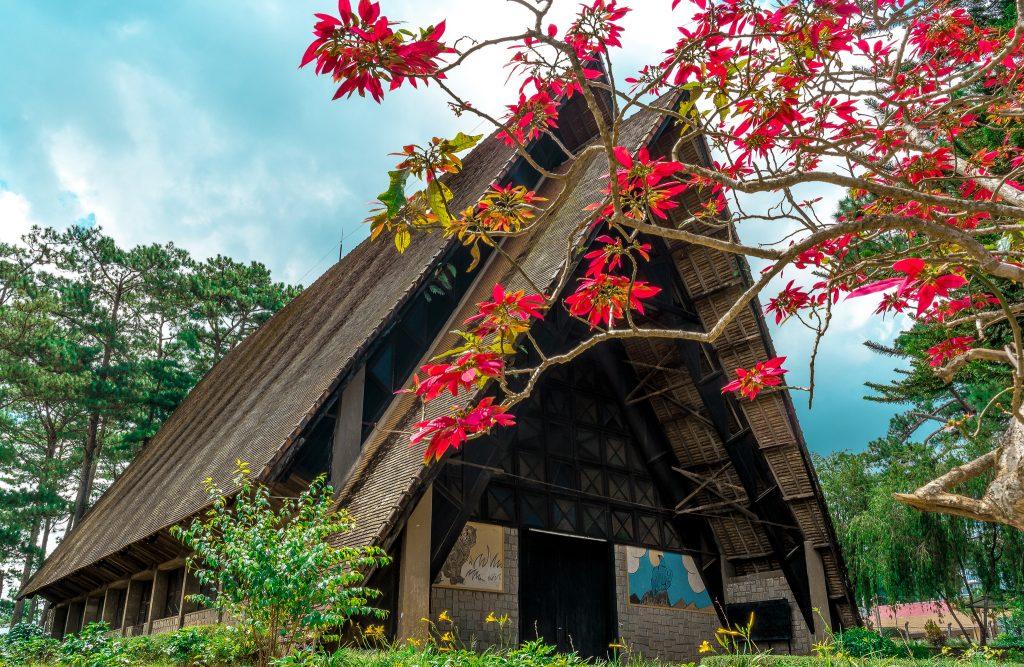nhà thờ camly đà lạt