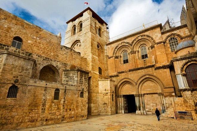 Via Dolorosa và Nhà thờ Mộ Thánh