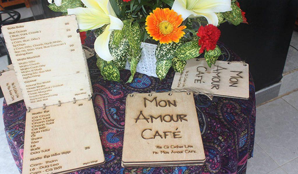 Mon Amour Café